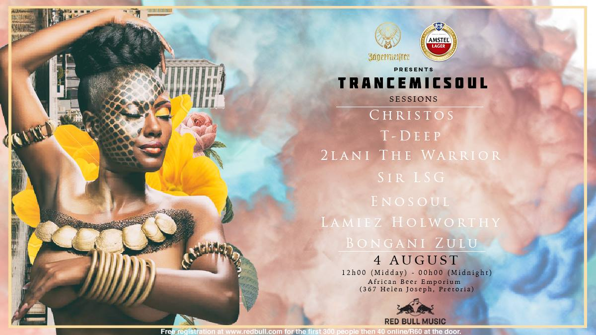 Amstel + Jägermeister Presents Trancemicsoul Sessions — 04 August 2018